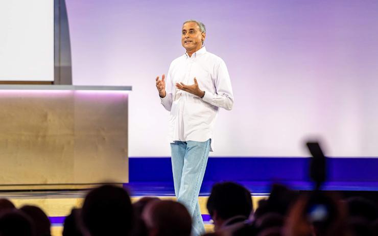Prabhakar Raghavan (Google Cloud)