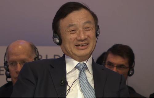 Huawei Technologies Founder Ren Zhengfei.