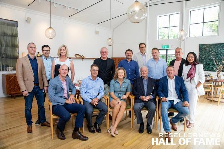 Reseller News Hall of Fame