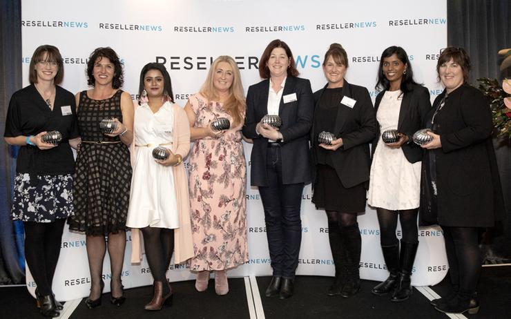 Winners - Reseller News 2018 Women in ICT Awards