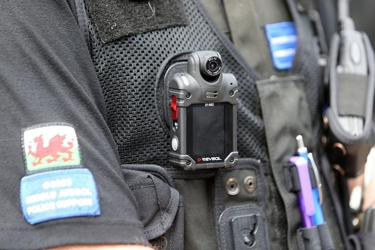 The Reveal Media RS2-X2L camera was used in MBIE's bodycam trial. Photo: Reveal Media.
