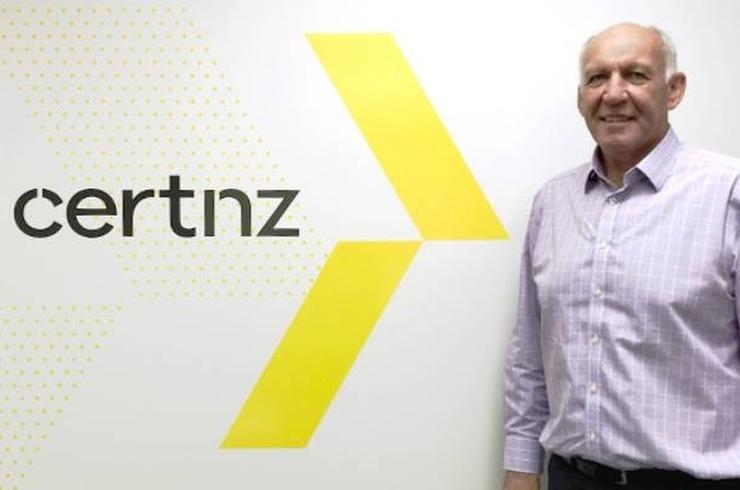 Rob Pope (Cert NZ)