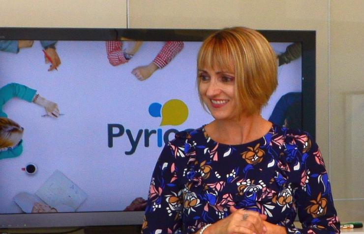 Robyn O'Reilly - CEO, Pyrios.