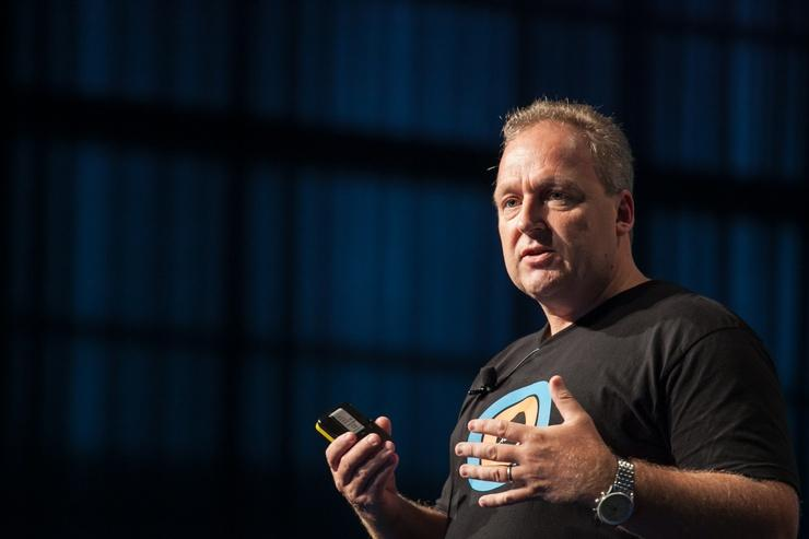 Xero CEO and founder, Rod Drury