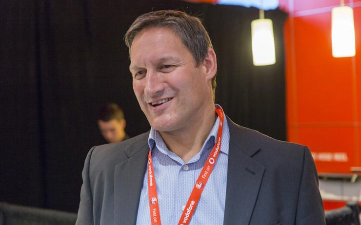 End of an era: Russell Stanners departs Vodafone NZ
