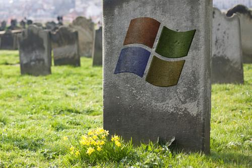 Unfortunately, Windows XP users can't partake in the free upgrade party, and there's no guarantee that hardware that old will work with Windows 10.