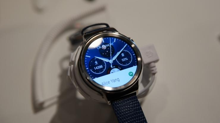 Huawei's Sapphire Watch