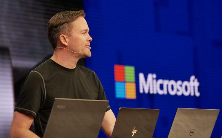 Sam George (Microsoft)