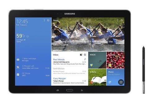 Samsung's Galaxy Note Pro