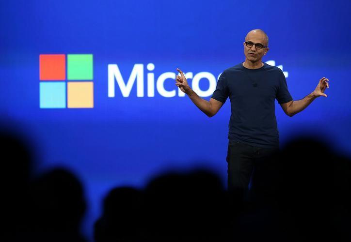 Satya Nadella (Microsoft CEO)