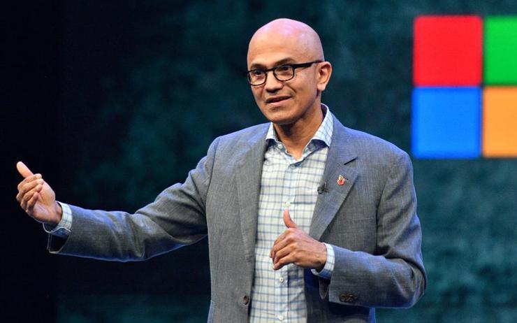 Satya Nadella (CEO - Microsoft)
