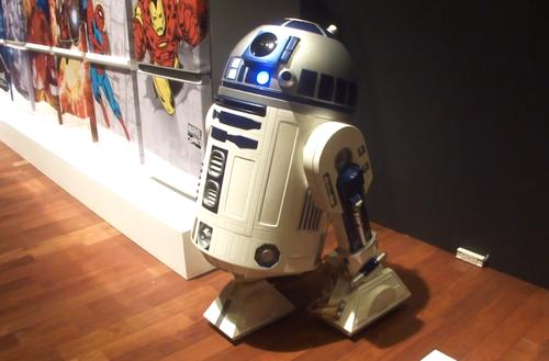 Appliance maker Haier Asia on June 2 launched a mobile fridge that looks just like the iconic Star Wars robot R2-D2. The remote-controlled machine will feature the same dimensions, sounds and flashing lights as the original film robot.