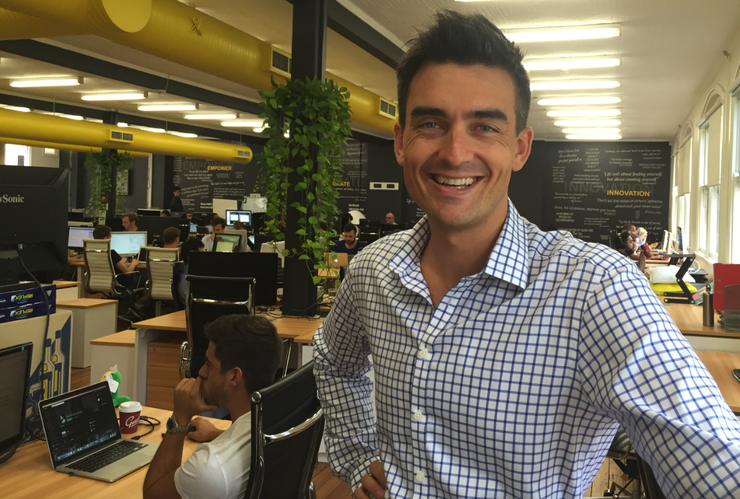 Alex McCauley - CEO, StartupAUS