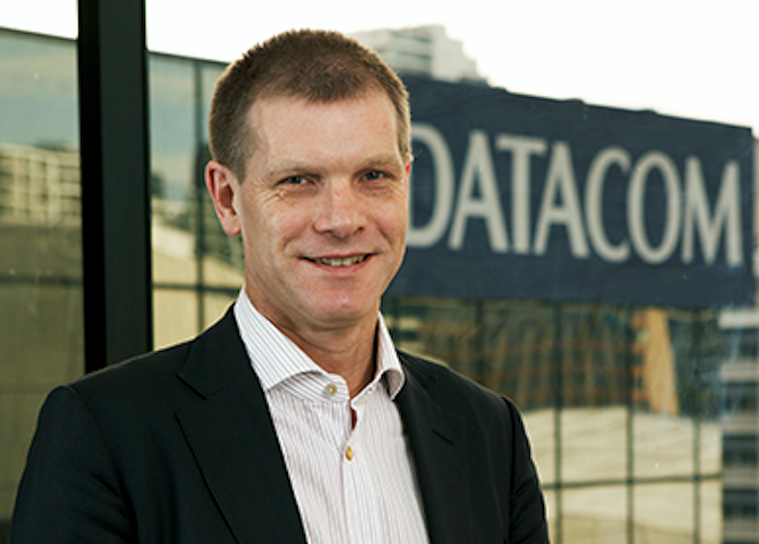 Greg Davidson - CEO, Datacom New Zealand