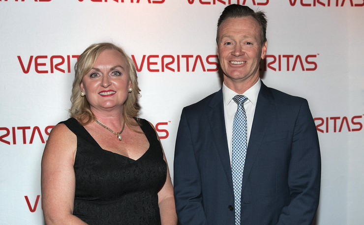 Janet Docherty - Senior Manager of Channels, Veritas and Louis Tague - Managing Director, Veritas Pacific