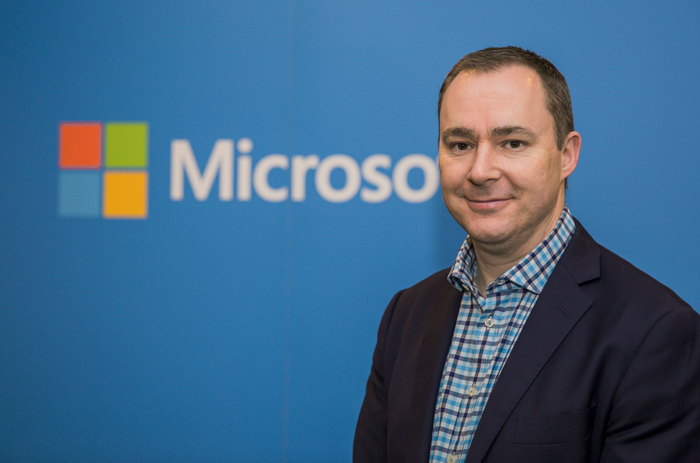 Phil Goldie - Director of SMB, Mid-market and Partners, Microsoft New Zealand