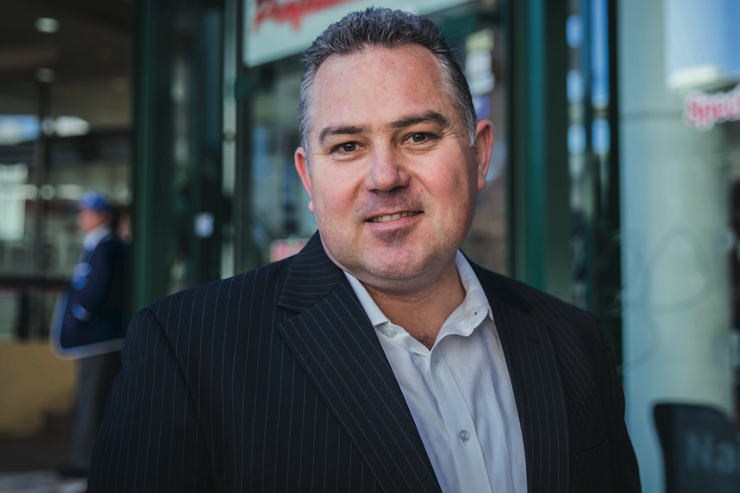 Pat Murphy - Executive General Manager A/NZ, Insight