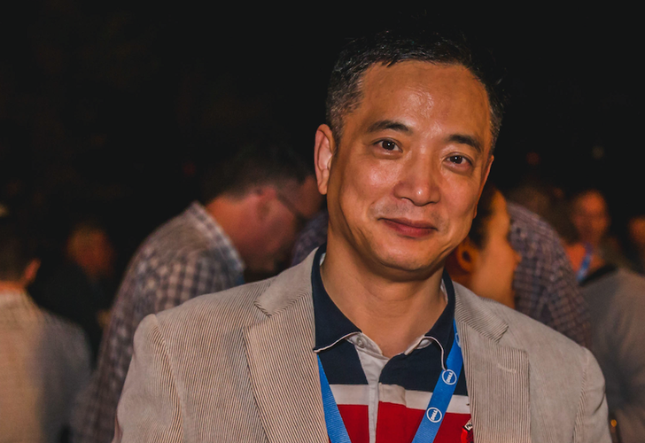 Garrison Huang - Harris Technology Group CEO and Anyware Managing Director