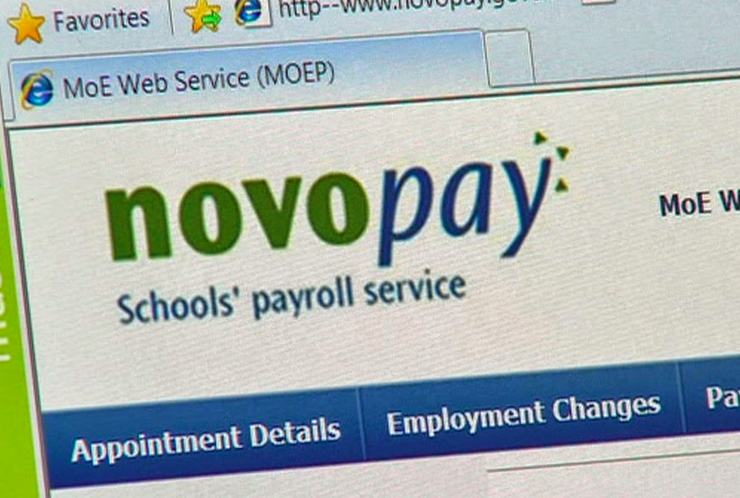 A new user interface will help address some of Novopay's shortcomings.