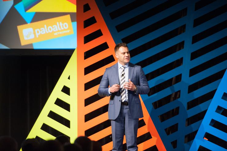 Palo Alto Networks Asia-Pacific vice-president and regional chief security officer, Sean Duca