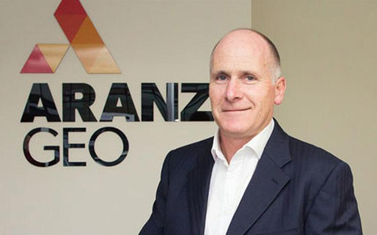 ARANZ Geo, now Seequent CEO Shaun Maloney