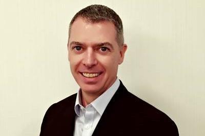 Simon Dale - MapR Technologies vice president APJ