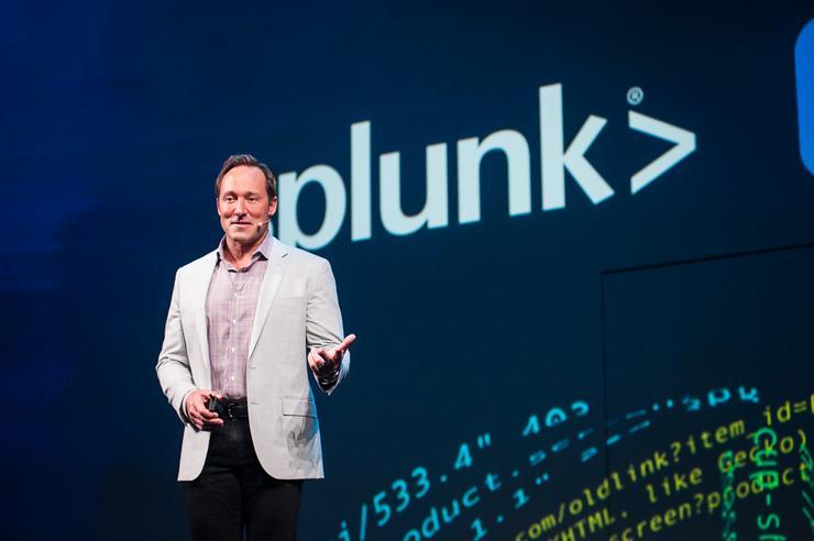 Doug Merritt  - Splunk CEO