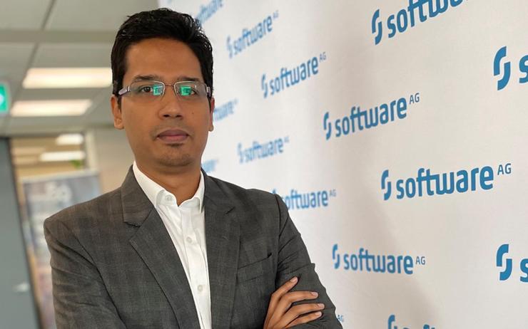 Srikanth Mohan (Software AG)