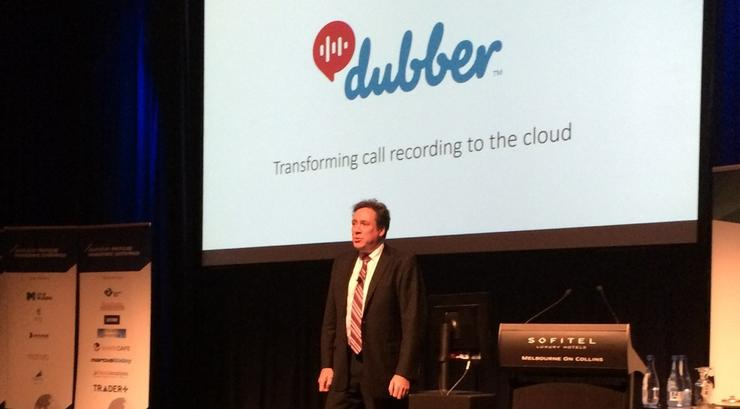 Dubber managing director, Steve McGovern