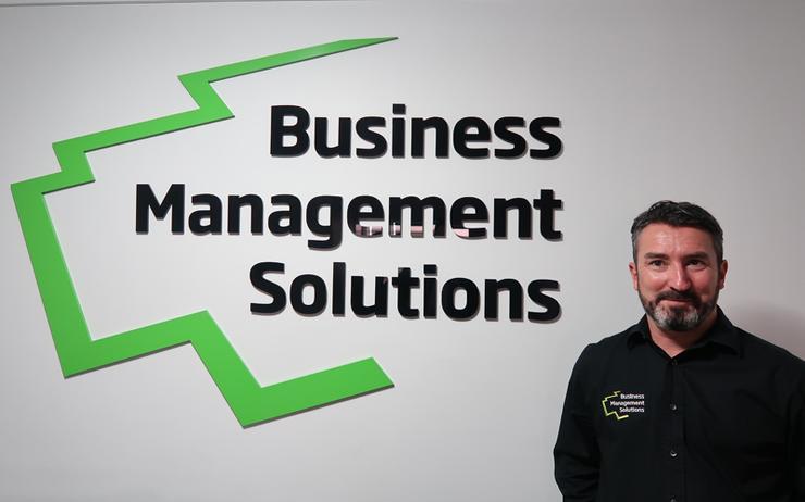 Steve Westcott Jones (Business Management Solutions)