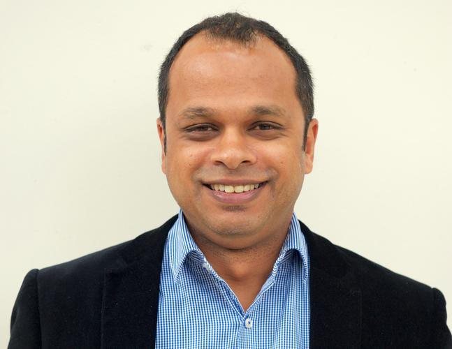 Sumal Karunanayake, ForgeRock Senior Vice President Asia Pacific and Japan