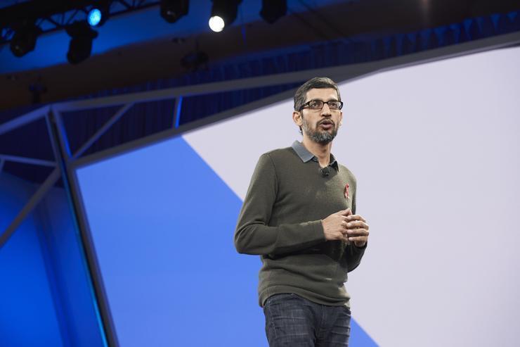 Sundar Pichai - CEO, Google