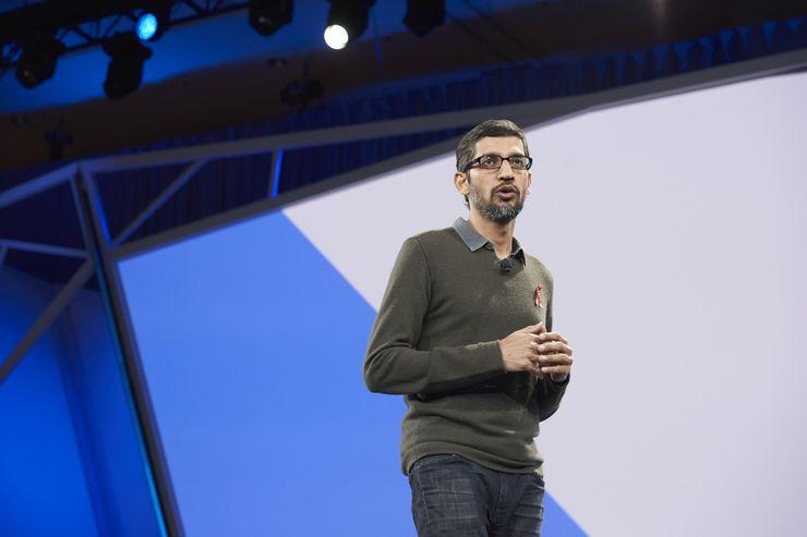 'Terrific start to 2017' for Google's parent company Alphabet