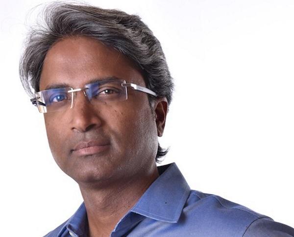 Nutanix engineering and products senior vice-president, Sunil Potti,