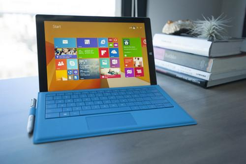 Haters gonna hate, but the Surface Pro 3 has earned its place on this list.