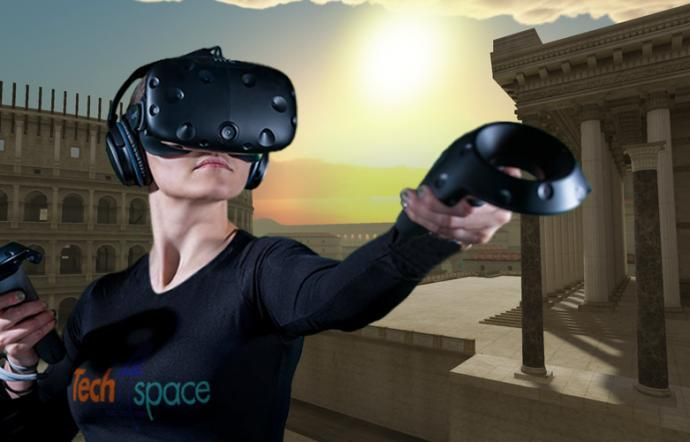 Virtual reality and augmented reality will be explored at Techweek NZ.