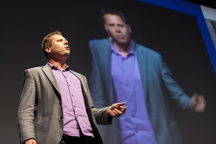 Nigel Parker - Director of Developer Experience, Microsoft New Zealand