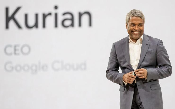 Thomas Kurian (Google Cloud)