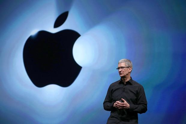 What wiill Tim Cook and Apple unleash this year? Credit: Getty Images