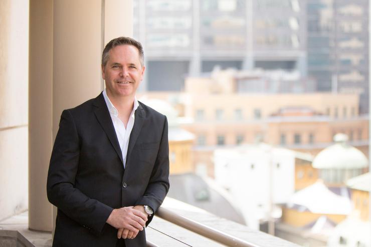 Tony Ward - Dropbox A/NZ country manager