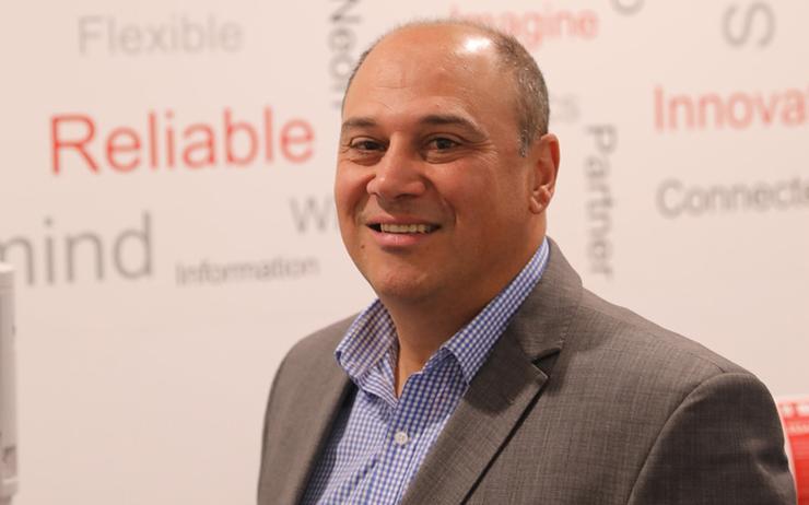 Tony Grima (OKI Data Australia)