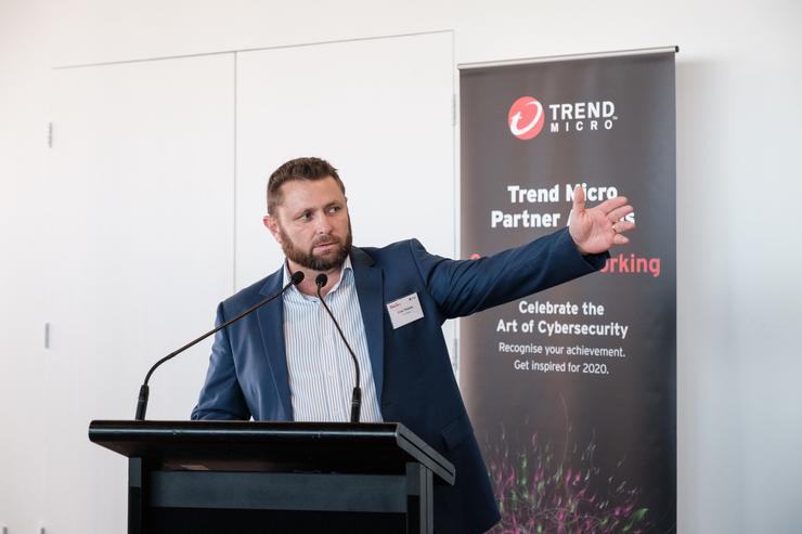 Evan Thomas, Head of Partnerships and Alliances, Trend Micro