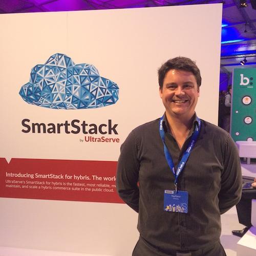 UltraServe platforms manager, Troy Fisher