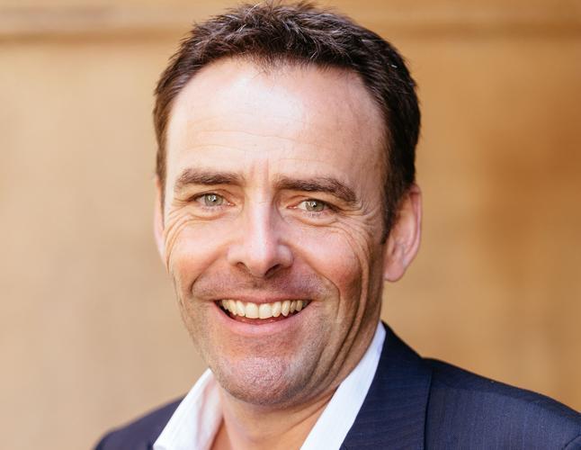 UXC Red Rock chief executive, Philip Milne