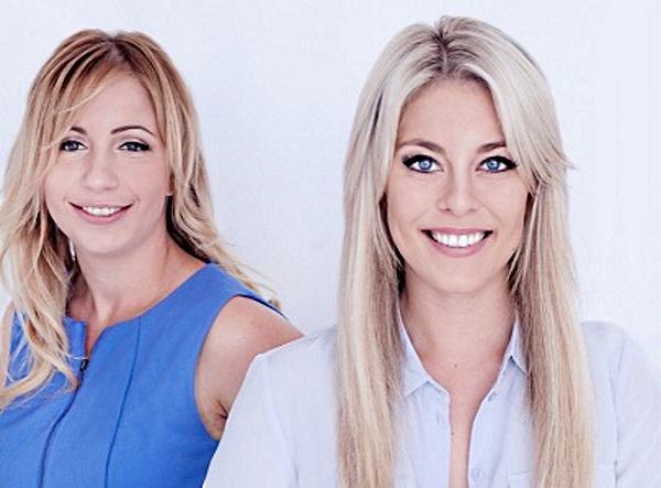 Diverse City Careers' Valeria Ignatieva and Gemma Lloyd
