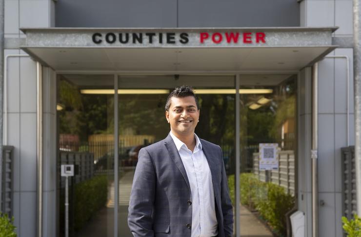 Vivek Rajendran (Counties Power)