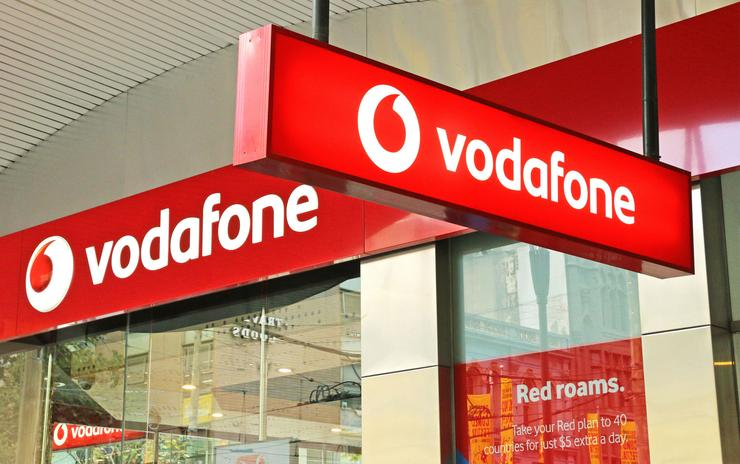 Vodafone is teaming with IBM for transformation.