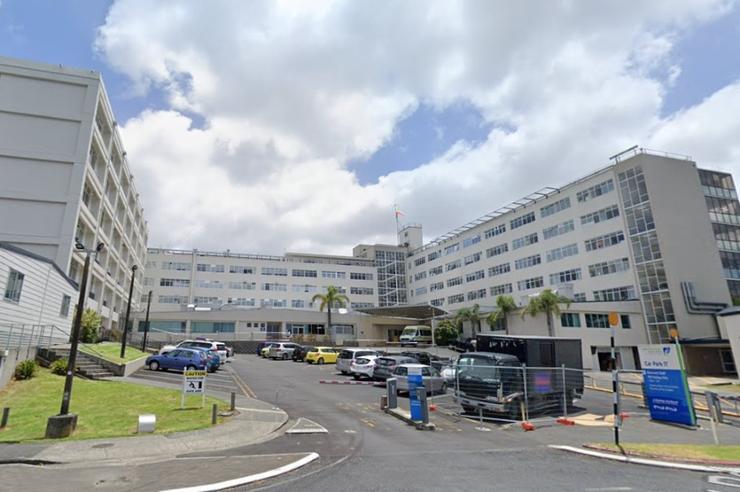 Northland DHBs Whangarei Hospital