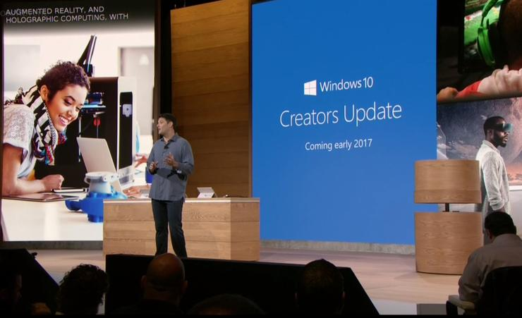 Windows 10 Creators Update Download Available Early