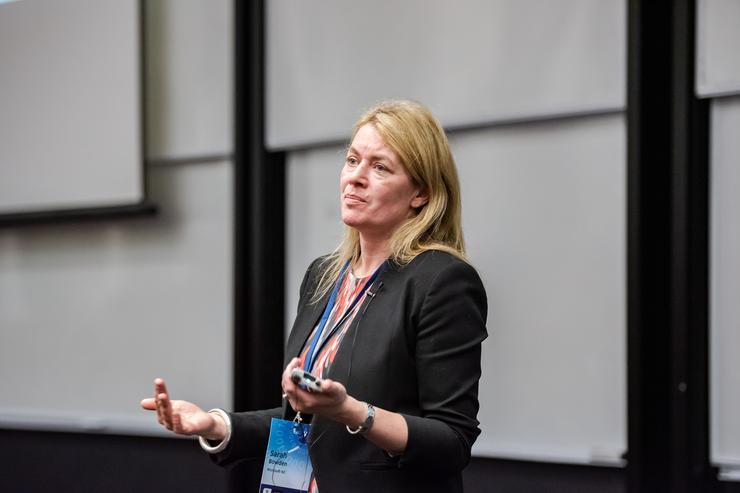 Sarah Bowden (Microsoft)
